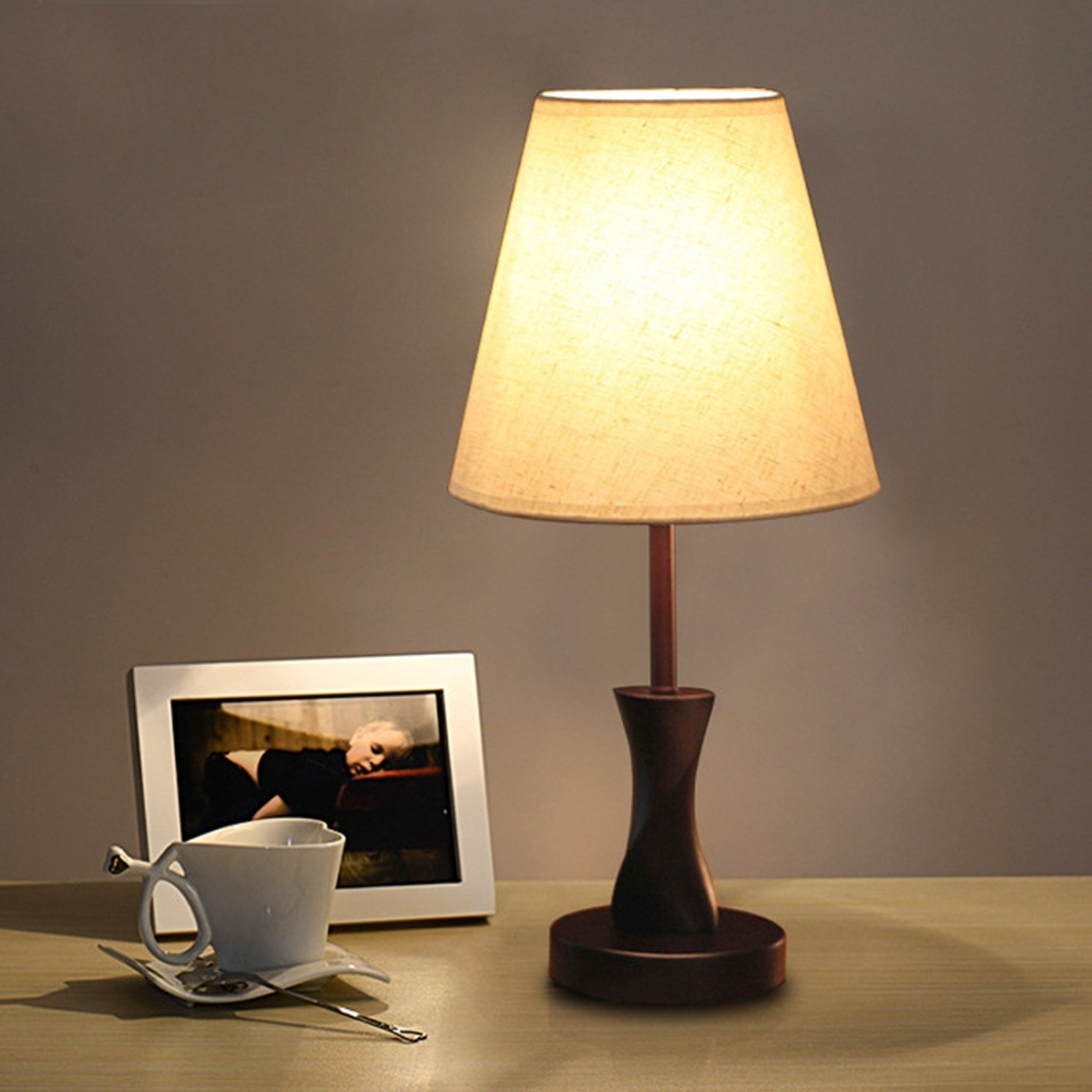 Ywxlight Dimming Remote Control Decorative Table Lamp