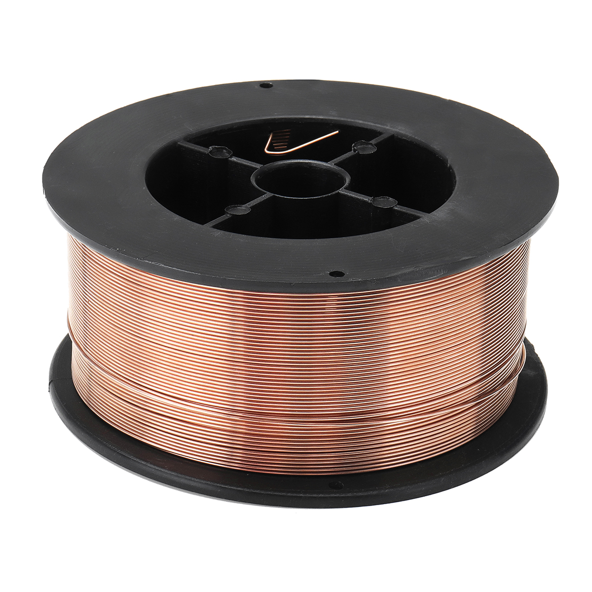 "2 Lb x 0.023/"" 0.6 mm ER70S-6 4 SPOOLS MIG Mild /& Low Alloy Steel Wire"