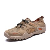 Men Casual Lightweight Breathable Mesh Running Sports Sneakers