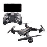 VISUO XS816 WiFi FPV with Dual Lens 720P/480P Camera Optical Flow Positioning RC Drone Quadcopter RTF