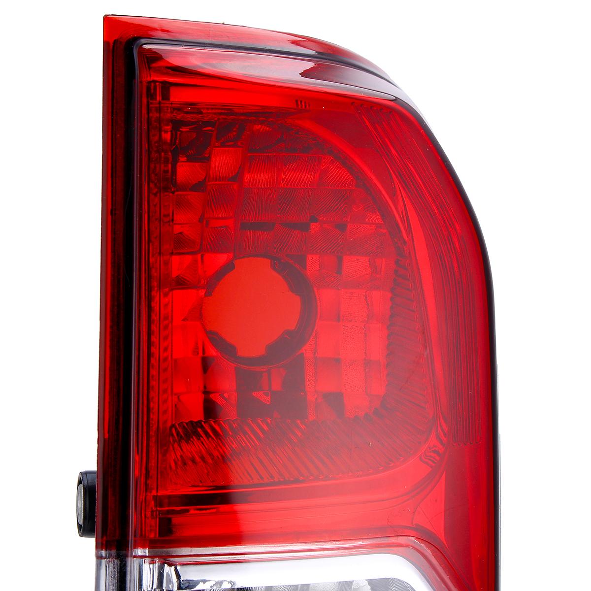 Left Rear Tail Light Lamp W// Bulb/&Wiring For Nissan Navara NP300 2015-2018 12V