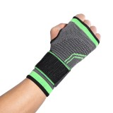 KALOAD Dacron Breathable Wrist Support Palm Protection Adults Weight Lifting Fitness  Sports Bracers