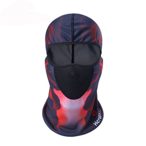 Herobiker Motorcycle Sun-protection Balaclava Face Mask Sunscreen Breathable