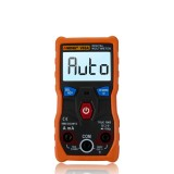 ANENG V03A Automatic Intelligent Gear Recognition Electrician NCV Pocket True RMS Digital Multimeter 4000 Counts Resistance Frequency Buzzer NCV Diode Measurement