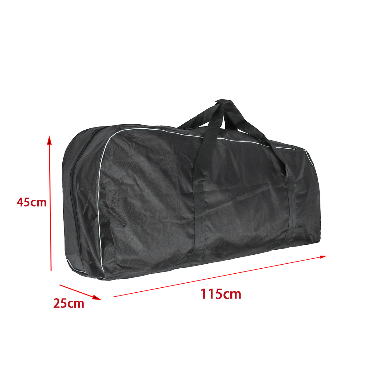 BIKIGHT Large Waterproof Foldable Storage Bag For Xiaomi M365 Es1/Es2/Es4 Electric Scooter