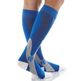 Men Sports Long Athletic Socks Hiking Breathable Quick-Drying Tube Socks Magic Compression socks