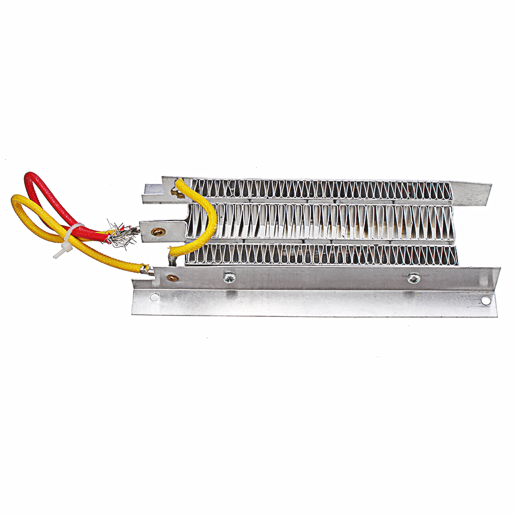1000W 60V PTC Air Heater Electric Ceramic Thermostatic Insulation PTC Heating Element Heater