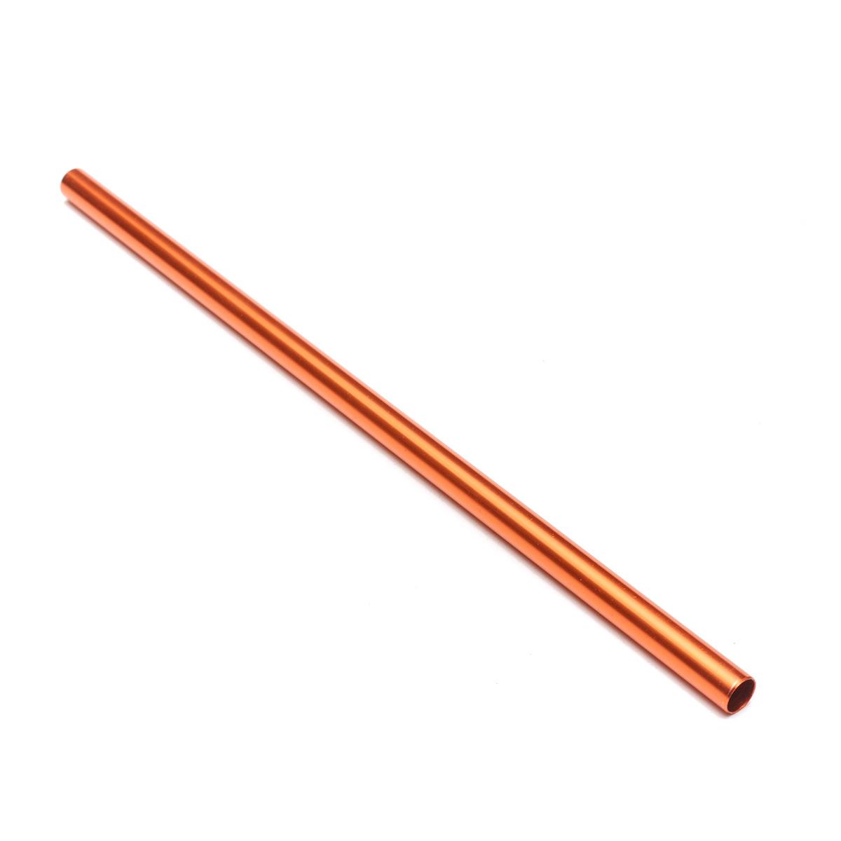 10Pcs/Set Aluminum Drinking Straw Straws Reusable Slurpee Cocktail Drinking Straw Party Supplies