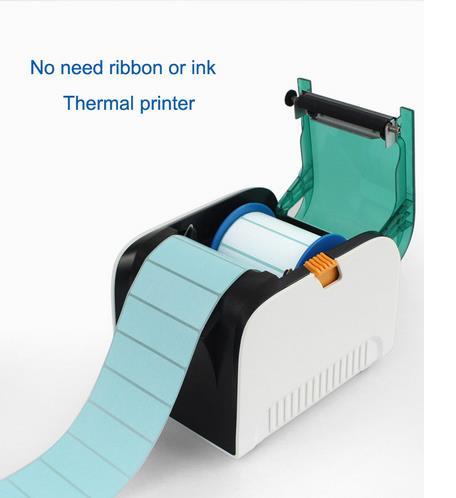 Gprinter High Speed USB Thermal Label Printer Barcode Clothing label Thermal Sticker Printer