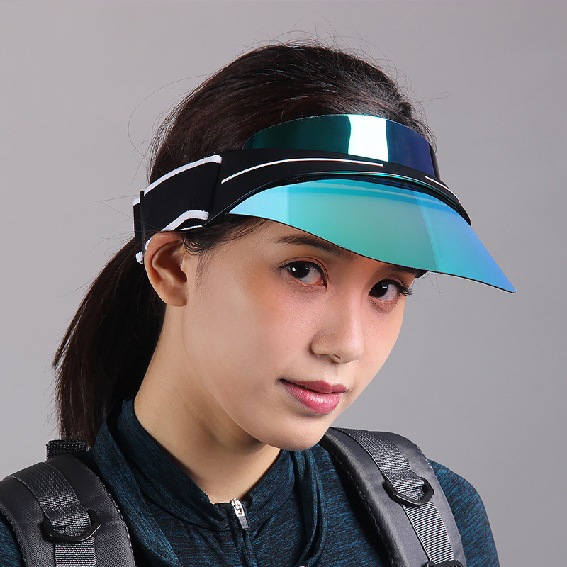 IPRee Unisex Sunhat Summer Visor Cap Anti-UV Sunscreen Beach Hat Protector Men Women