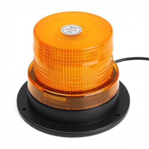 6W Flashing Warning Signal Light Waterproof IP65 32 LED Lamp Outdoor Cycling Camping Magnetic Emergency Lantern