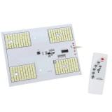 DC6.4V 200W LED Remote Control DIY White Light Source Chip for Light-controlled Solar Street Light