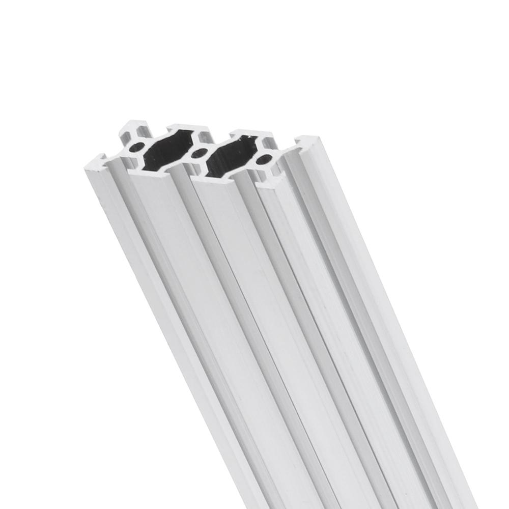 Machifit Silver 100-1300mm 2020 T-slot Aluminum Extrusions Aluminum Profiles