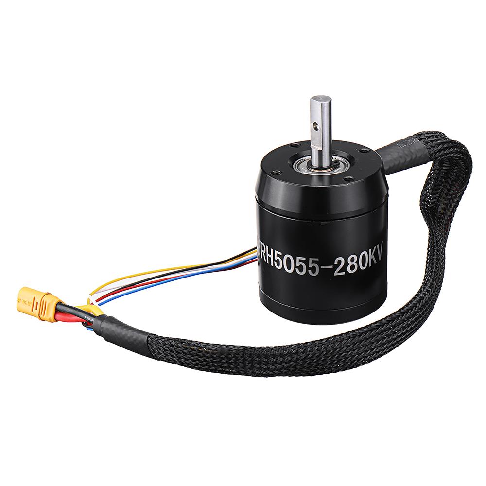 BRH5055 280KV Brushless Motor For Electric Scooter SkateBoard DIY Kit