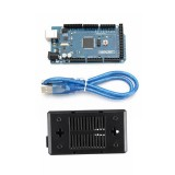 Geekcreit MEGA 2560 R3 ATmega2560 Development Board with Cable and ABS Case For Arduino