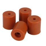4pcs/pack 18mm Silicone Shock Absorbed Heated Bed Hot Bed Leveling Column Kit For 3D Printer Parts