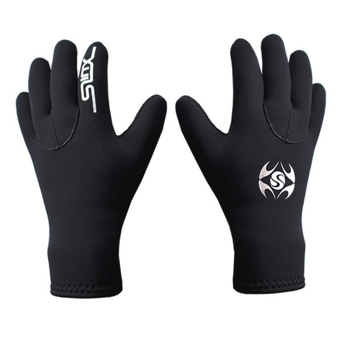 3MM Neoprene Cold-proof Winter Swim Swimming Scuba Snorkeling Diving Gloves