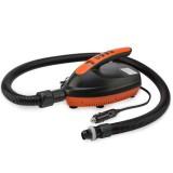 12V LED Display Sports SUP Vehicle Inflatable Pump Paddle Kayaking Air Pump with Air Taps