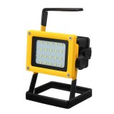 35W 20 LED Outdoor Work Light Floodlight Spotlight IP65 Waterproof Camping Emergency Lantern