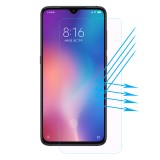 Enkay 9H Hardness 2.5D Anti-Bluelight Anti-explosion Tempered Glass Screen Protector for Xiaomi Mi9 / Xiaomi Mi 9 Transparent Edition