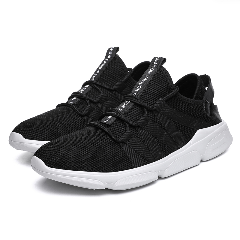 Men Lightweight Breathable Mesh Casual Running Sports Sneakers