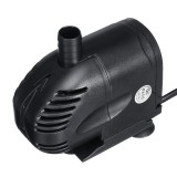 Aquarium Water Pump for Fish Tank Pond Submersible Fountain Water Pump Fish Aquarium Water Pump
