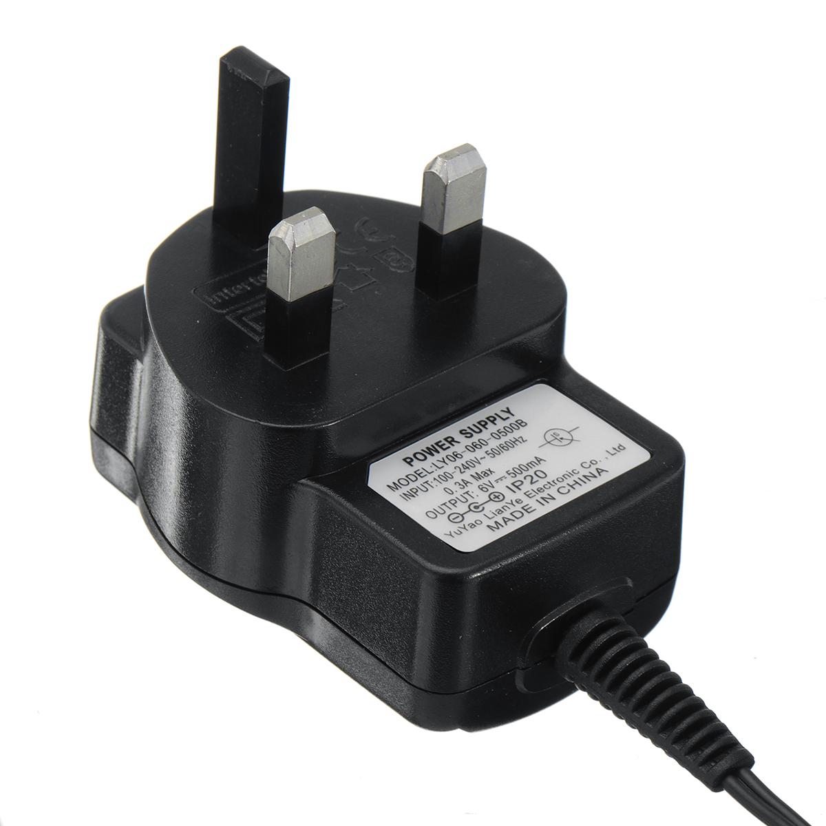 UK EU US AC-DC Adapter For Quick Electric Peeler 100-240AC 50/60HZ 0.3A