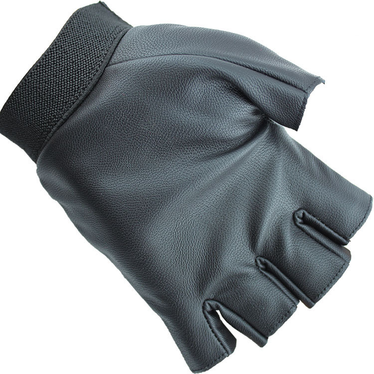 1Pair KALOAD Outdoor Tactical Glove Sports Climbing Cycling Fitness Anti-skid Gloves Half Finger Gloves