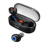 [bluetooth 5.0] HOCO TWS HiFi Wireless Earbuds LED Display Bass Stereo CVC6.0 Noise Cancelling Sport Bilateral Calls Earphone Headphones