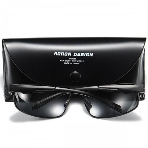 Polarized Sunglasses Anti-Glare Lens TAC Men Women Driving Night Vision Glasse