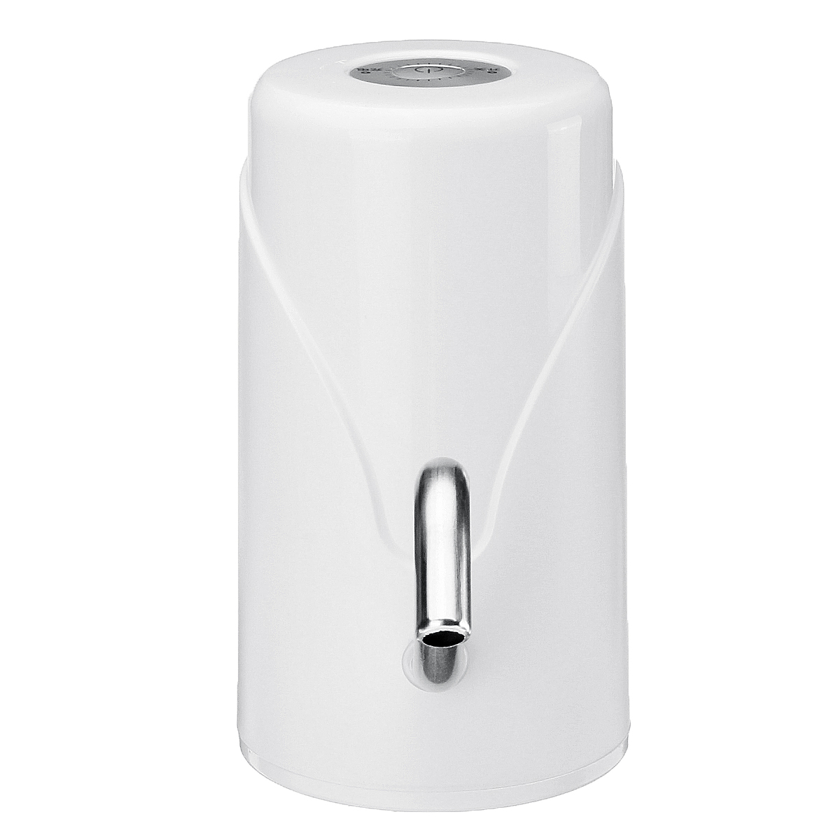USB Rechargeable Automatic Water Bottle Pump Dispenser Drinking Water Bottle w/ Tube