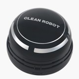Mini Desktop Vacuum Cleaner Small Wireless Automatic Suction Dust Rubber Small Particle Cleaner