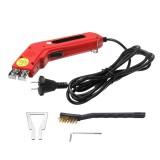 100W Handheld Hot Heating Cutter Electric Hot Cutter Foam Cutter Heat Sealer For Cloth Cable Wire Rope Plastic Foam Sponge Cutting