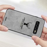 Bakeey Fabric Cloth Anti Fingerprint Protective Case For Samsung Galaxy S10e/S10/S10 Plus