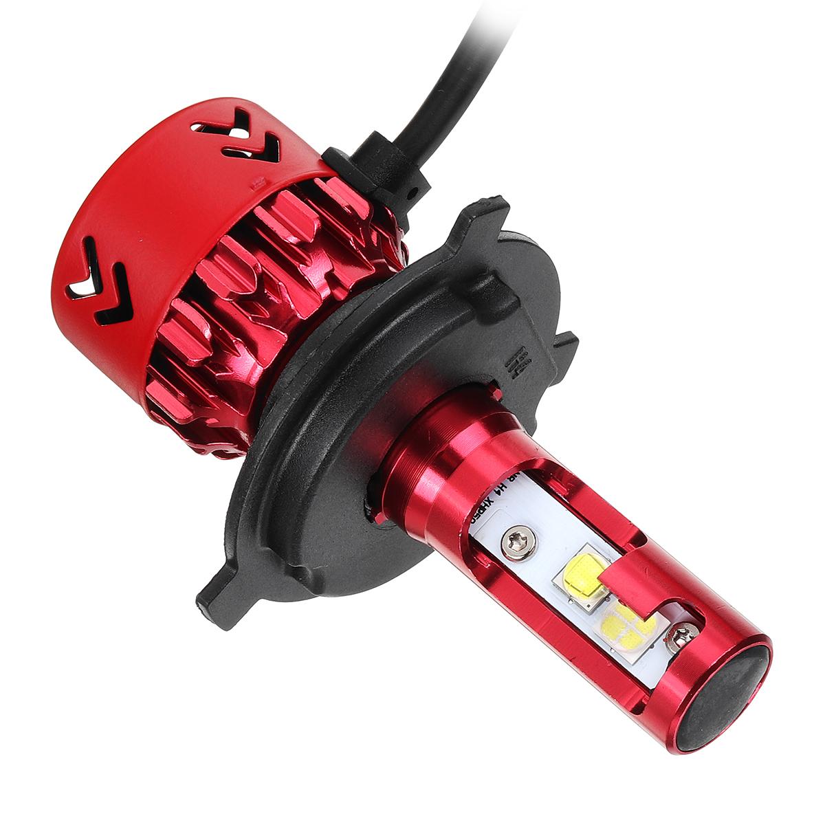 60W 9600LM Car LED Headlights Bulb Fog Lamp H1 H4 H7 H11 9005 9006 IP68 9V-30V 6000K