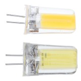 G4 2.5W Warm White Pure White COB 0920 LED Light Bulb for Chandelier Replace Indoor Lamp AC220-240V