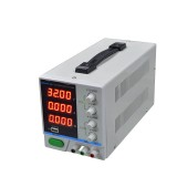 LONG WEI PS305DF DC Power Supply 4 Digtal Display 30V 5A Adjustable Switching Power Supply w/ USB Interface