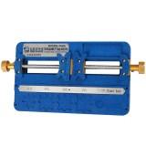 MECHANIC MR6 Universal Double Bearing PCB Fixture High Temperature Phone IC Chip Motherboard Jig Board Maintenance Repair Mold Tool