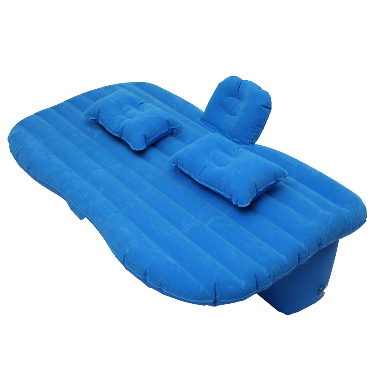 PVC Trunk Car Inflatable Mattress Outdoor Travel Sleeping Bed Lazy Sofa Air Bed for SUV
