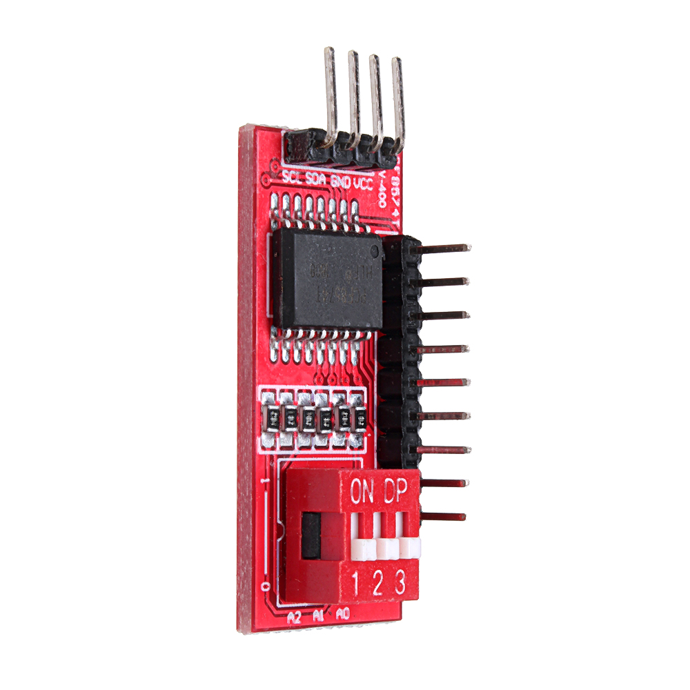 PCF8574 PCF8574T I/O For I2C IIC Port Interface Support Cascading Extended Module Expansion Board High Low Level