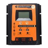 MPPT 30A/50A/70A Solar Panel Controller Solar Charge Controller Battery Regulator Solar Panel Charging Controller