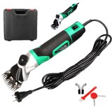 220V 850W 50/60Hz Sheep Electric Hair Clipper 6 Adjustable Speed Farm Sheep Electric Shearing Farm Machine Wool Clipper Set