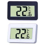 TS-A95 Mini LCD Digital Thermometer Hygrometer Waterproof Electronic Thermometer With Hook