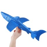 18Inches Foam EPP Hand Launch Throwing Aircraft Airplane Glider DIY Plane Toy