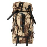90L Outdoor Tactical Bag Climbing Backpack Waterproof Mountaineering Camping Hiking Trekking Rucksack