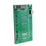 Kaisi 9208 Phone Battery Activation Board Plate Charging USB Cable Jig for iPhone 4 -8X VIVO Huawei Samsung xiaomi Circuit Test