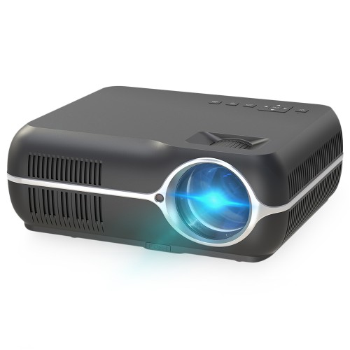 DH-A10B Projector 4200 Lumens 1280x800P Resolution 10000:1 Contrast Ratio Support 3D Home Theater Video Projector Basic Version