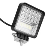 IP68 48W 42LED 3360lm Work Light Combo Beam Lamp DRL Headlights For Motorcycle/Car/Truck/SUV