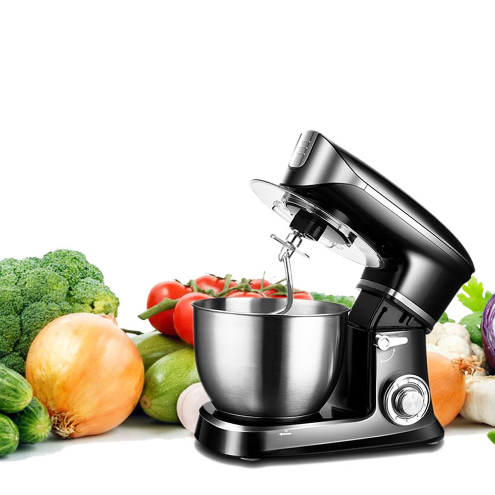 STELANG SC-262 6.5L / 1300W Kitchen Electric Mixer Kneading Dough Machine Egg Beater Electric Mixer Cream Whipping Machine For Home Baking