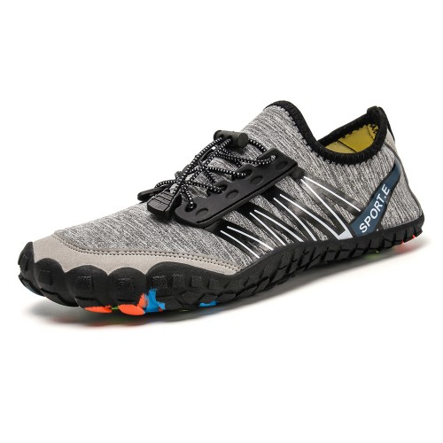 Men Slip Resistant Outdoor Lightweight Soft Creek Sneakers